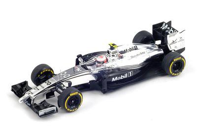 "McLaren MP4-29 ""2º GP. Australia"" nº 20 Kevin Magnussen (2014) Spark 1:43"