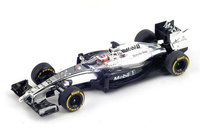 "McLaren MP4-29 ""GP. Australia"" nº 22 Jenson Button (2014) Spark 1:43"