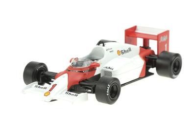 McLaren MP4-2C nº 1 Alain Prost (1986) Sol90 1:43