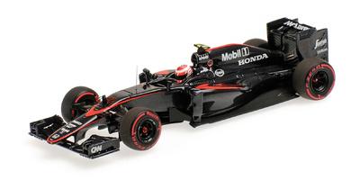 "McLaren MP4-30 ""GP. España"" nº 22 Jenson Button (2015) Minichamps 1:43"
