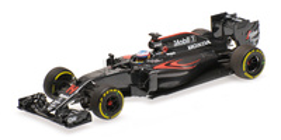 "McLaren MP4-31 ""GP. Australia"" nº 14 Fernando Alonso (2016) Minichamps 1:43"