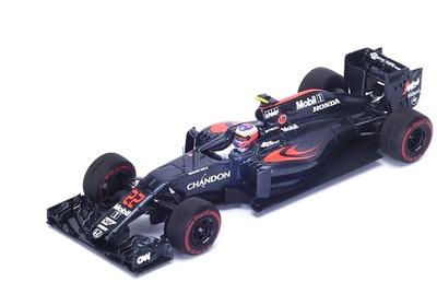 "McLaren MP4-31 ""GP. Australia"" nº 22 Jenson Button (2016) Spark 1:43"