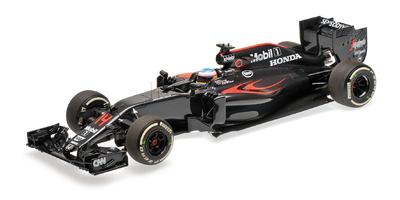 "McLaren MP4-31 ""GP. China"" nº 14 Fernando Alonso (2016) Minichamps 1:18"