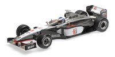 McLaren MP4/13 nº 8 Mika Hakkinen (1998) Minichamps 1/18