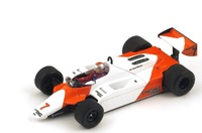"McLaren MP4/1B ""1º GP. Detroit"" nº 7 John Watson (1982) Spark 1:43"
