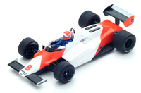 "McLaren MP4/1C ""2º GP. Long Beach"" nº 8 Niki Lauda (1983) Spark 1:43"