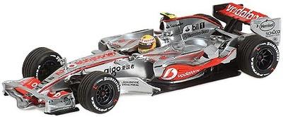 """McLaren MP4/22 """"GP. Canadá"""" Lewis Hamilton (2007) Minichamps 1/43"""