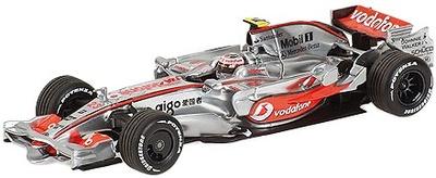 McLaren MP4/23 nº 23 Heikki Kovalainen (2008) Minichamps 1/43