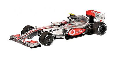 McLaren MP4/24 nº 2 Heikki Kovalainen (2009) Minichamps 1/18