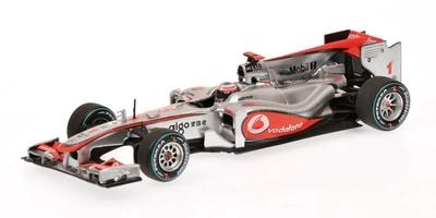 """McLaren MP4/25 """"GP. Australia"""" nº 1 Jenson Button (2010) Minichamps 1/43"""