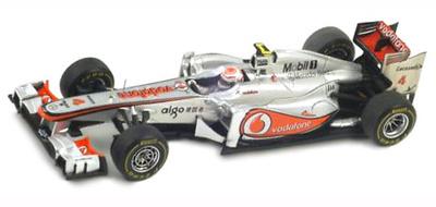 "McLaren MP4/26 ""1º GP. Japón"" nº 4 Jenson Button (2011) Spark 1/43"