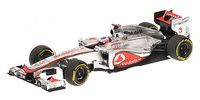 McLaren MP4/27 nº 3 Jenson Button (2012) Minichamps 1:43