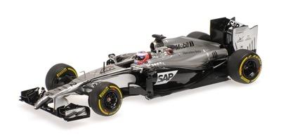 "McLaren MP4/29 ""GP. China"" nº 22  Jenson Button (2014) Minichamps 1:43"