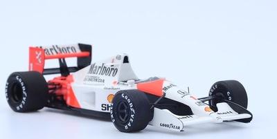 "McLaren MP4/6 ""GP. Japón"" nº 1 Ayrton Senna (1991) True Scale 1:43"