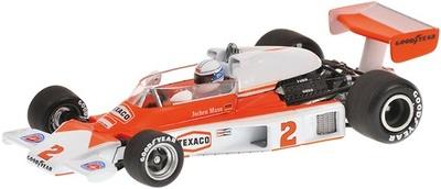 """Mclaren M23 """"GP. USA"""" nº 2 Jochen Mass (1977) Minichamps 1/43"""