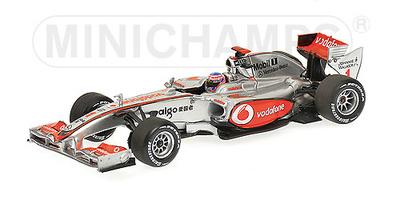 "Mclaren MP4/25 ""Showcar"" nº 1 Jenson Button (2010) Minichamps 1/43"