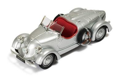 Mercedes 150 Sport Roadster -W30- (1935) Ixo 1/43