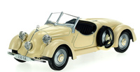 Mercedes 150 Sport Roadster -W30- (1938) White Box 1/43