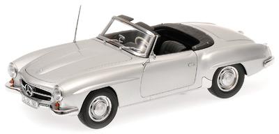 Mercedes 190 SL -W121- (1955) Minichamps 1/18
