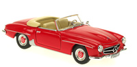 Mercedes 190 SL -W121 II B- (1955) White Box 1:43