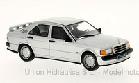 Mercedes 190E 2.3 16V (1988) White Box 1/43
