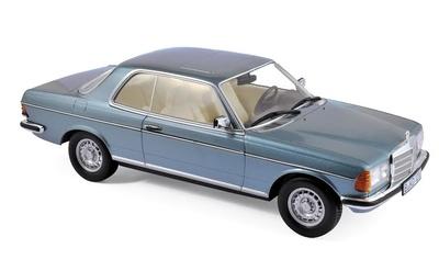 Mercedes 280 CE C123 (1980) Norev 1:18 (descatalogado)