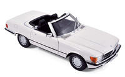 Mercedes 300 SL -R107- (1986) Norev 1:18