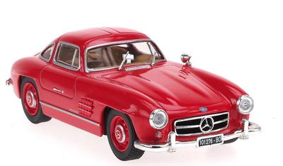 Mercedes 300 SL -W198- (1954) RBA Entrega 22 1:43