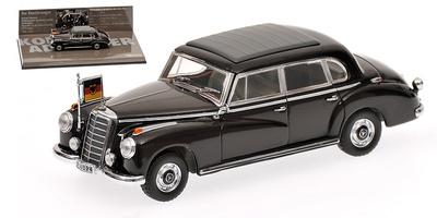 Mercedes 300B Adenauer -W186 III- (1955) Minichamps 1/43