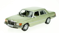Mercedes 450 SEL -W116- (1972) White Box 1:43