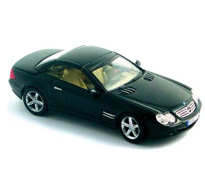 Mercedes 500 SL -R230- (2001) Norev 1/43