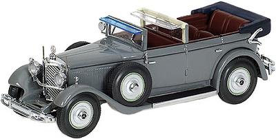 Mercedes 770K -W07- Kaiser Guillermo II (1931) Minichamps 1/43