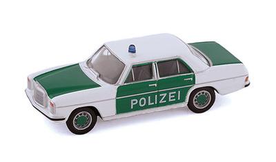 Mercedes /8 Polizei Bub 1/87