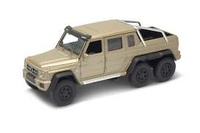 Mercedes AMG G63 6x6 (2013) Welly 1:24