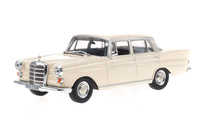 Mercedes Benz 200D -W110- (1961) White Box  1/43