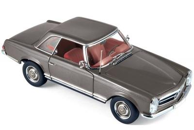 Mercedes Benz 230 SL -W113- (1963) Norev 1:18
