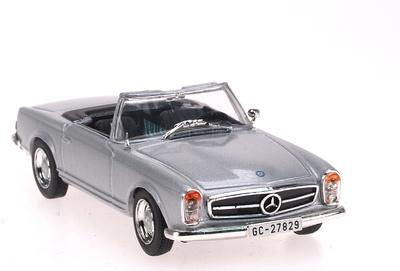 Mercedes Benz 230 SL -W113- (1963) RBA Entrega 12 1:43