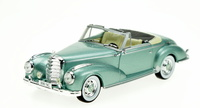 Mercedes Benz 300 Roadster -W186- (1956) White Box 1:43