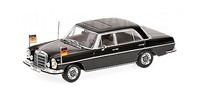 "Mercedes Benz 300 SEL 6.3 ""Willy Brandt"" -W109- (1970) Minichamps 1/43"