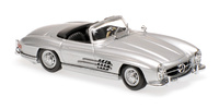 Mercedes Benz 300 SL Roadster -W198 II- (1955) Maxichamps 1/43
