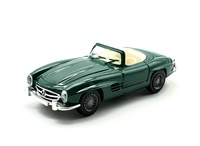 Mercedes Benz 300 SL -W121- (1958) Wiking 1/87
