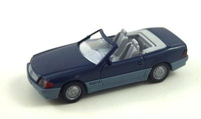 Mercedes Benz 500 SL Cabriolet -R129- (1990) Wiking 1/87