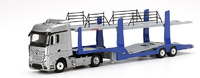 Mercedes Benz Actros con portacoches TSM Model 1/64