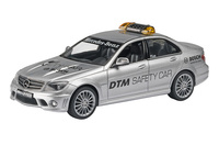 "Mercedes Benz C63 AMG ""Safety Car DTM"" -W204- (2008) Schuco 1/43"