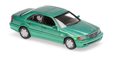 Mercedes Benz Clase C -W202- (1997) Maxichamps 1/43