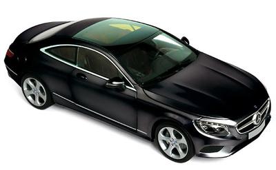 Mercedes Benz Clase S Coupé -C217- (2014) Norev 1:18