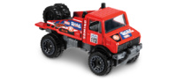 Mercedes Benz Unimog 1300 -Hot Trucks- (2018) Hot Wheels 1/64