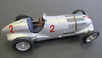 "Mercedes Benz W125 ""GP. Donington"" nº 2 Hermann Lang (1937) CMC 1:18"