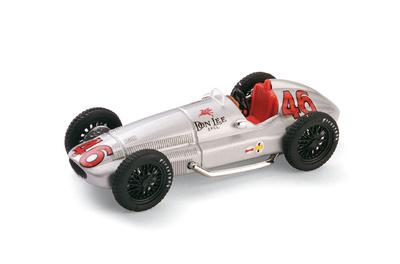 "Mercedes Benz -W154- ""6º GP Indianapolis"" nº 46 Duke Nalon (1947) Brumm 1/43"