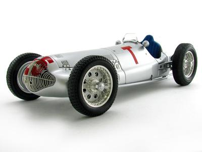 "Mercedes Benz -W154- ""GP. Francia"" T-car Seaman (1938) CMC 1/18"